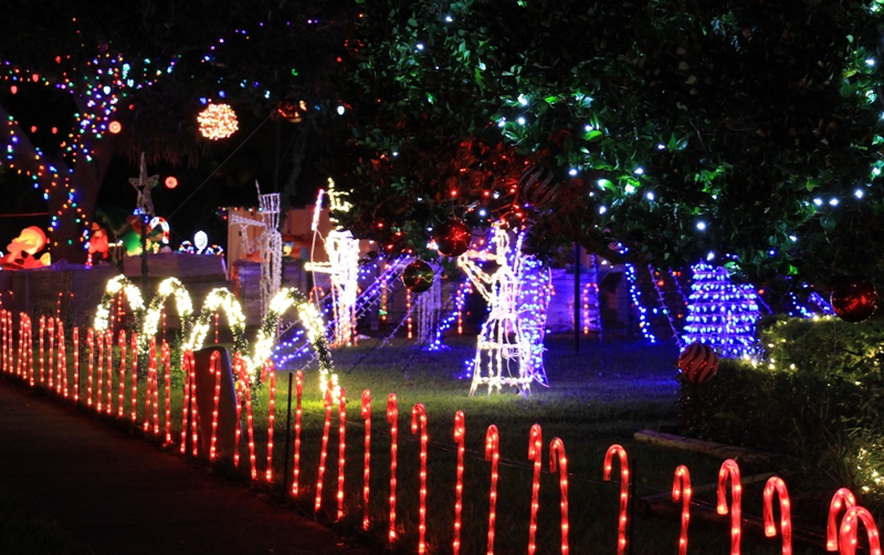 Lights of Lake Park Estates 2013