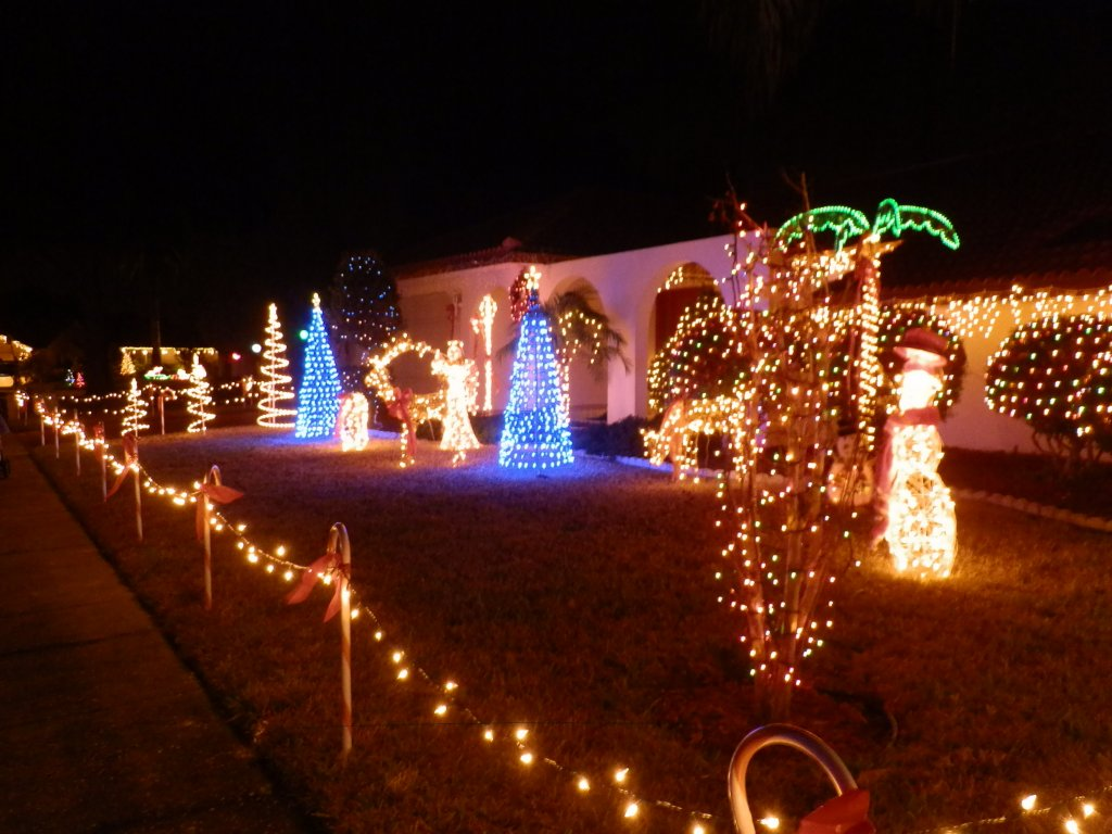 Lights of Lake Park Estates